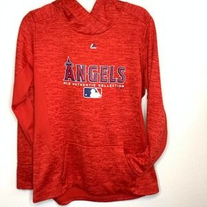 Angles Baseball Authentic Hoodie